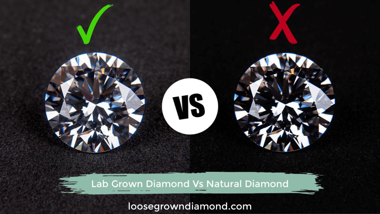 Man Made vs Natural Diamonds