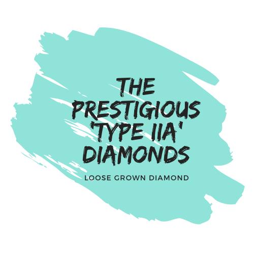 Types LLA CVD Diamonds